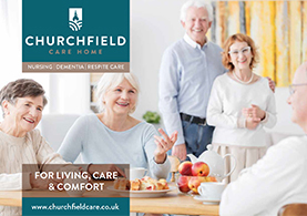 Churchfield Brochure